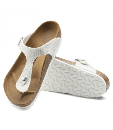 Gizeh Birko-Flor Magic Snake White