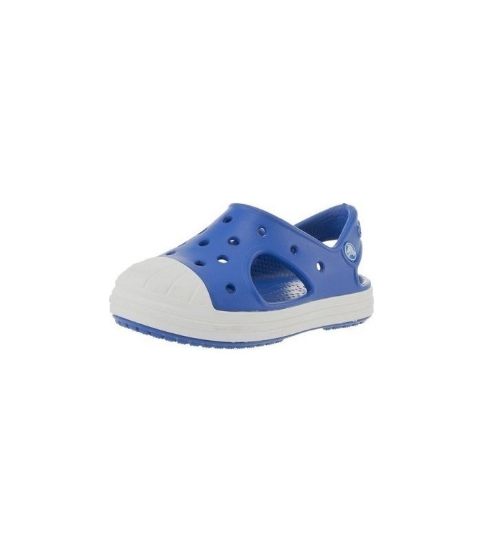556ad891bd7e Crocs bump it sandal cerulean blue