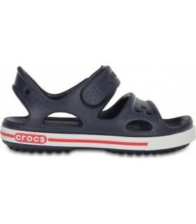 Crocband II Sandal Navy / White