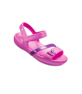 Crocs Lina Sandal Party Pink