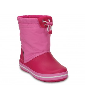 Crocs Kids'  Crocband™ LodgePoint Boot Candy Pink / Party Pink