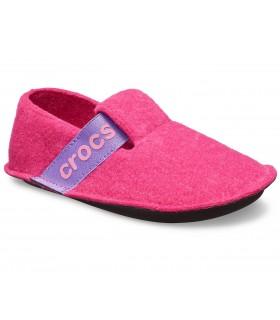 Crocs Kids' Classic Slipper  k Candy Pink