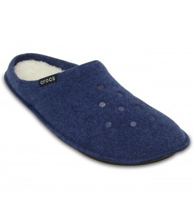 Crocs Classic Slipper Cerulean Blue / Oatmeal
