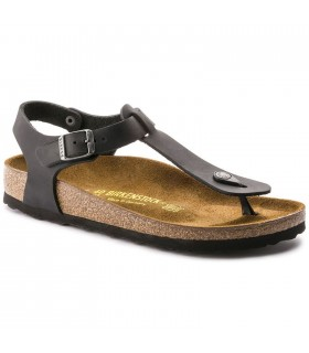 Birkenstock Kairo Oiled Leather Black