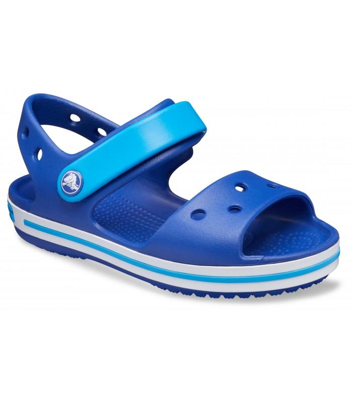 Crocband Sandal Kids Cerulean Blue /Ocean