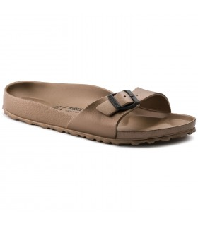Birkenstock Eva Madrid  Metallic Copper 1001504