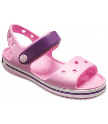 Crocband Sandal Kids (Carnation/Amethyst)