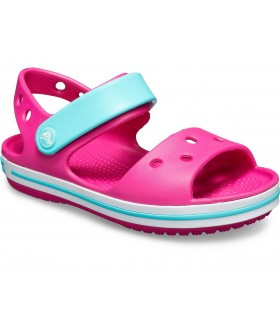 Crocband Sandal Kids Candy Pink / Pool