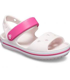 Crocband Sandal Kids Barely Pink / Candy Pink