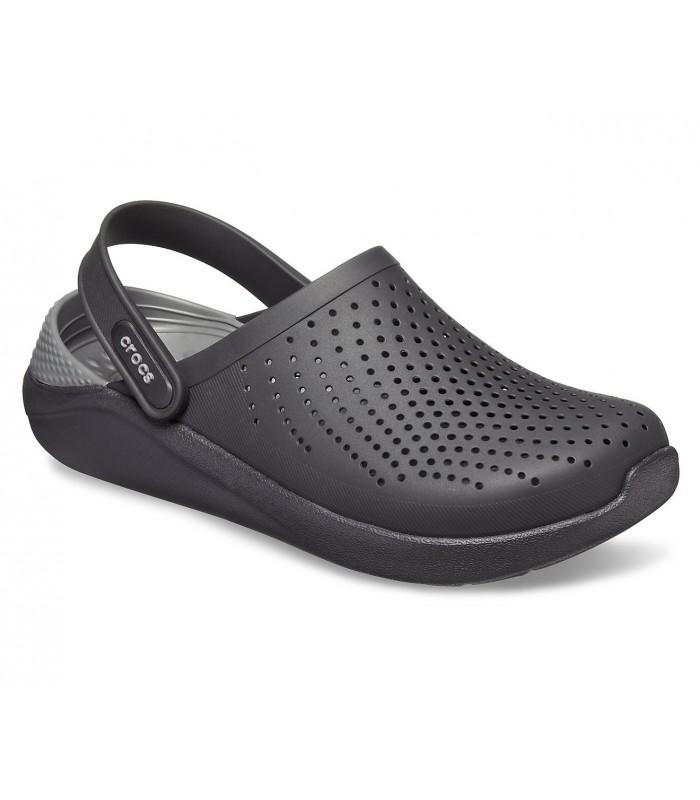 d62124dc8a8 Crocs LiteRide Clog Black/Slate Grey
