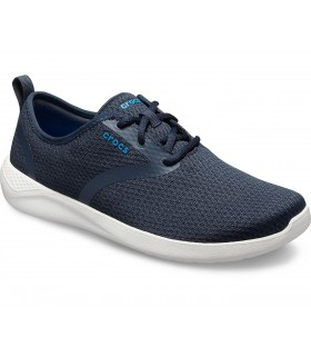 LiteRide™ Mesh Lace Navy / White