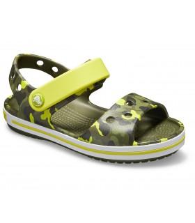 Crocband  Seasonal Graphic Sandal Citrus