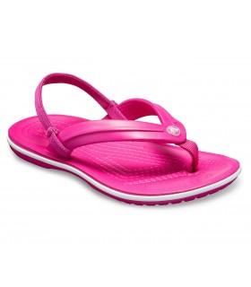 Crocband™ Strap Flip Candy Pink