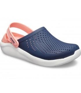 Crocs LiteRide Clog Navy / Melon