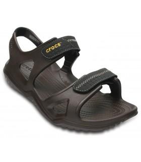 Crocs Swiftwater River Sandal Espresso / Black