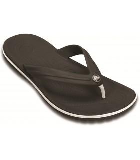 Crocband Flip (Black)
