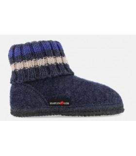 Haflinger Hüttenschuhe Jeans