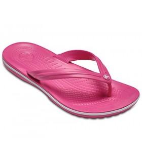 Crocband Flip (Paradise Pink/White)