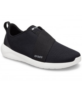 Crocs LiteRide™ Modform Slip-On Black / White