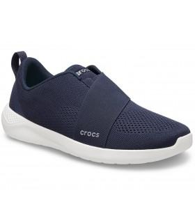 Crocs LiteRide™ Modform Slip-On Navy / White