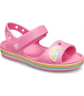 Crocband Imagination Sandal Pink Lemonade
