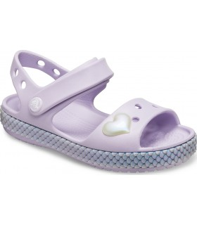Crocband Imagination Sandal Pink Lavender