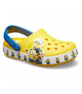 CrocsFL Minions Multi Clog Yellow