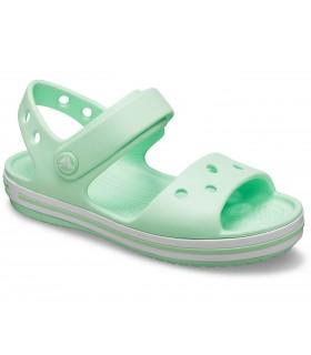 Crocband Sandal Kids  Neo Mint 12856-3TI