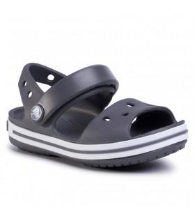 Crocband Sandal Kids  Graphite 12856-014