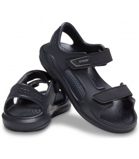 Crocs Swiftwater Expedition Sandal  Black/Slate Grey