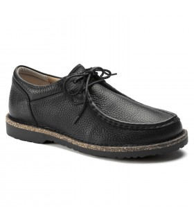 Birkenstock Pasadena Natural Leather Black 1015014