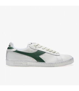 Diadora  Game Low Waxed White / Fogliage 160821