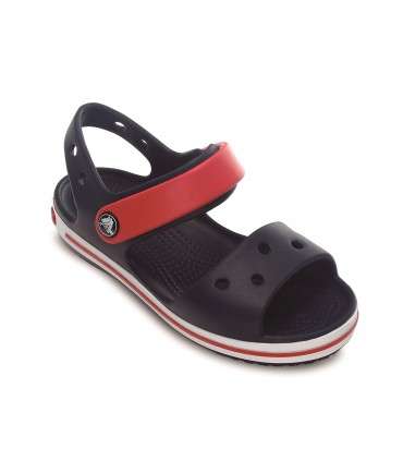Crocband Sandal Kids Navy