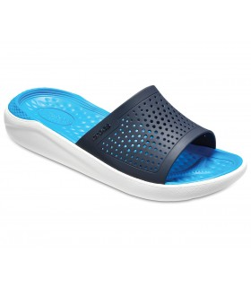 Crocs LiteRide Slide Navy